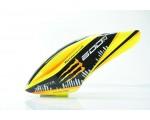Custom MaskPro Airbrush Fiberglass Canopy For Align Trex 600n Pro DFC