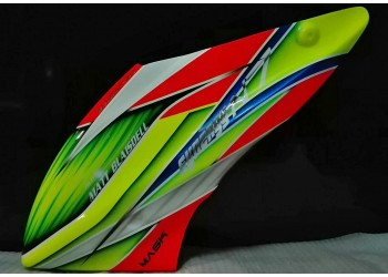 Custom  MaskPro Airbrush Fiberglass Canopy synergy N7