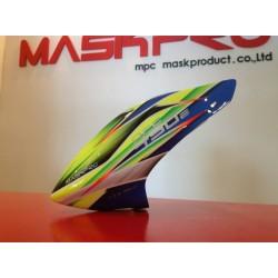 Custom MaskPro Airbrush Fiberglass Canopy For Align Trex 450 ProV2/SportV2