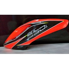 MaskPro Ultimate Airbrush Fiberglass Canopy For Align Trex 550L
