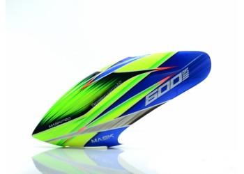Custom MaskPro Airbrush Fiberglass Canopy For Align Trex 600e  Pro