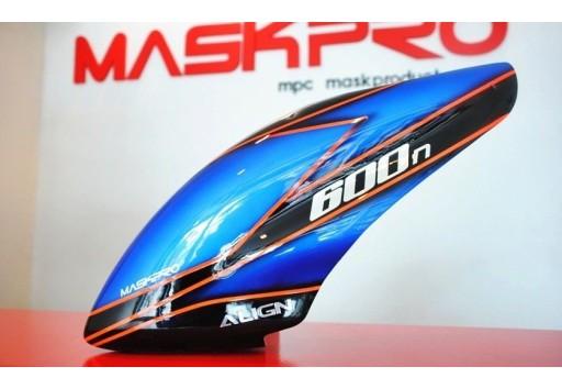 Custom MaskPro Airbrush Fiberglass Canopy For Align Trex 600n Pro DFC  sc 1 st  Custom MaskPro Airbrush Fiberglass Canopy For Align Trex 700N DFC & MaskPro Airbrush Fiberglass Canopy For Align Trex 600n Pro DFC
