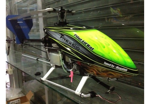Custom MaskPro Airbrush Fiberglass Canopy For Align Trex 600n Pro DFC : helicopter canopy - memphite.com
