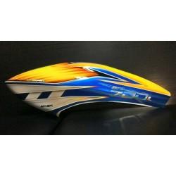 Custom  MaskPro Signature Airbrush Fiberglass Canopy Align Trex 700L Dominator