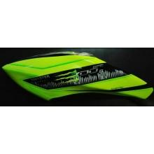 MaskPro Ultimate Airbrush Fiberglass Canopy For Align Trex 700n Pro DFC