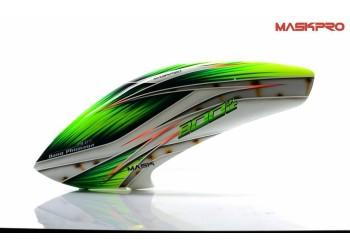 Custom MaskPro Airbrush Fiberglass Canopy For Align Trex 800E DFC/ 800L/ 800 Trekker