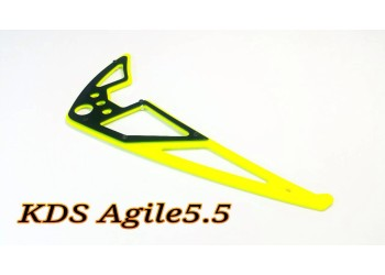 3Pro Neon Vertical Fins For KDS Agile 5.5