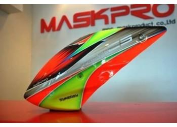 Custom  MaskPro Airbrush Fiberglass Canopy synergy E7