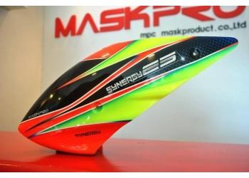 Custom  MaskPro Airbrush Fiberglass Canopy synergy E5