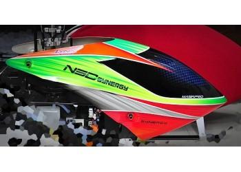 Custom MaskPro Airbrush Fiberglass Canopy synergy N5C