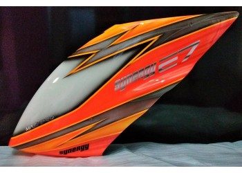 MaskPro Ultimate Airbrush Fiberglass Canopy For Synergy E7