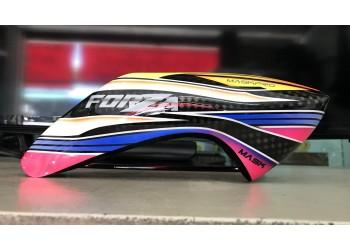 MaskPro Ultimate Airbrush Fiberglass Canopy For JR ForZA 450 EX