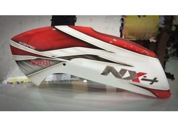 Custom MaskPro Signature Airbrush Fiberglass Canopy GAUI NX4