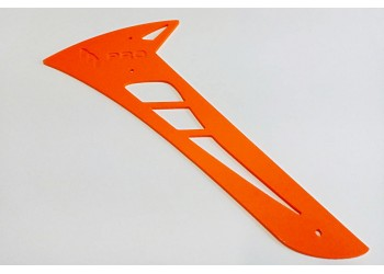 3Pro Neon Orange Vertical/Horizontal Fins For Raptor G4