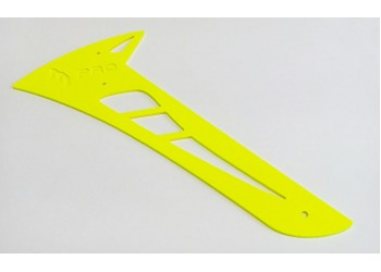 3Pro Neon Yellow Vertical Fins For Raptor G4