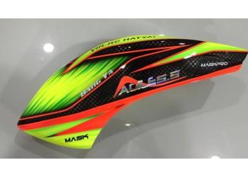 Custom  MaskPro Signature Airbrush Fiberglass Canopy KDS Agile 5.5