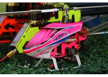 Neon Pink Frame  For Trex 450 Pro V2
