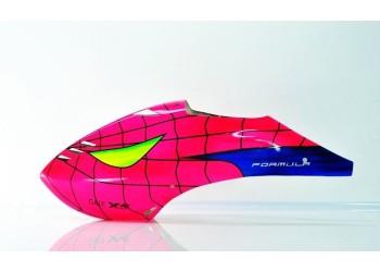 Custom  MaskPro Signature Airbrush Fiberglass Canopy GAUI X5 Formula
