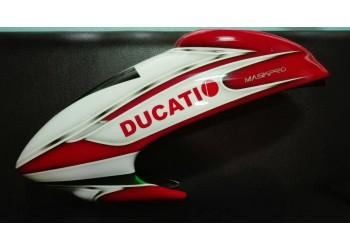 MaskPro Ultimate Airbrush Fiberglass Canopy For Mikado logo 550 SX Ducati