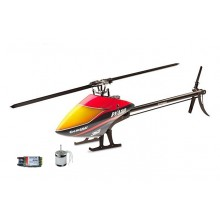 Compass WARP 360 Flybarless 3D Helicopter Combo with Motor & Blades & ESC