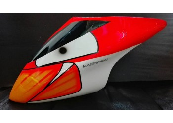 MaskPro Ultimate Airbrush Fiberglass Canopy For Warp 360