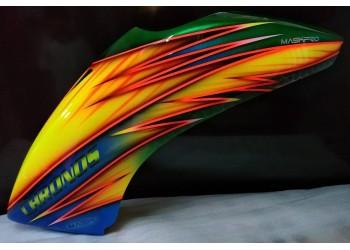 MaskPro Airbrush Fiberglass Canopy For Compass Chronos 700  ( Special color )
