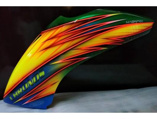 Custom MaskPro Airbrush Fiberglass Canopy For Compass Chronos 700